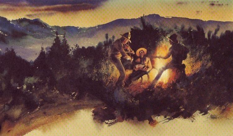 by William C. Matthews www.singingcowboy.com