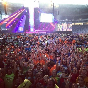 30,000 Lutherans in Detroit!